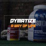 Dymatize supplements