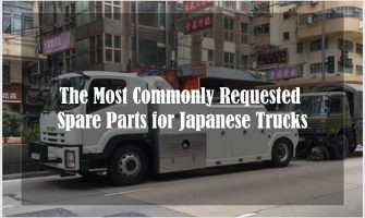 The Most Commonly Requested Spare Parts for Japanese Truck