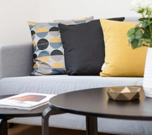 Home-Staging Tricks to Lighten Up Dark Spaces