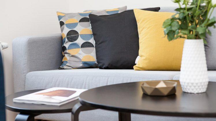 Home-Staging Tricks to Lighten Up Dark Spaces