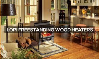 Lopi freestanding wood heaters