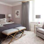 Bedroom colour palettes