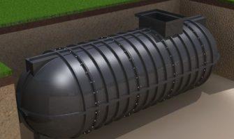 inground water tank