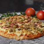 meat pizza topping