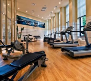 fitness and gym