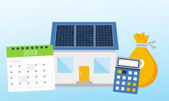 solar electricity rebate