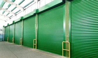 Heavy Duty Security Shutter