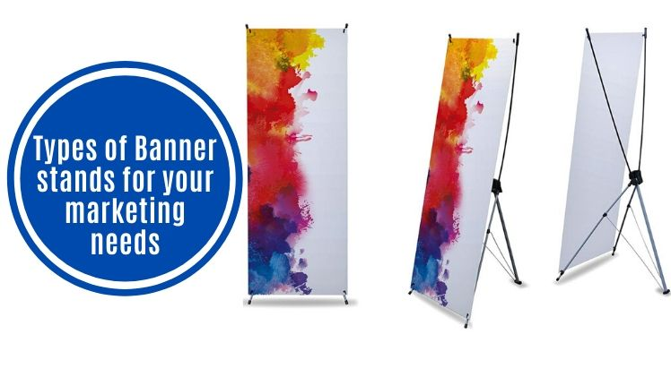Types of Banner Stands for your Marketing Needs