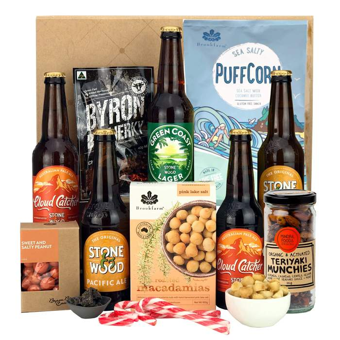 Byron Christmas Beer Hamper