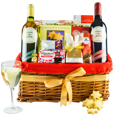 Sweet Traditions Christmas Hamper